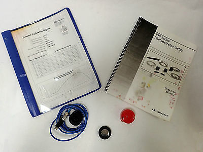 Newport 818-Uv Optical Detector Laser With Calibration Module & Data. Excellent!