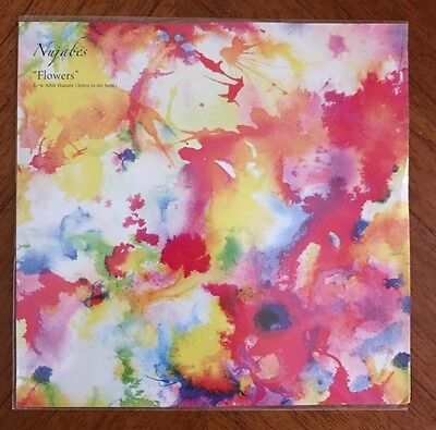 Nujabes - Flowers Vinyl Record 7 Inch 45 RPM