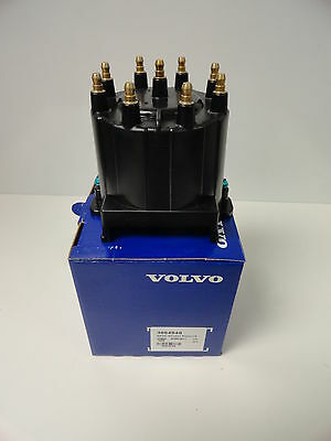 Volvo Penta Distributor Cap, Part # 3854548
