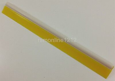 "18-1/2"" Yellow Turbo Squeegee Window Film Tint Installation Tool NEW"