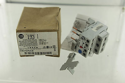 Allen Bradley Ab 193-Ea1Eb Solid State Overload Relay New