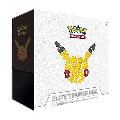 Pokemon Generations Elite Trainer Box Sealed