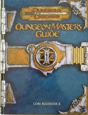 Dungeon Master's Guide by Monte Cook (Hardback, 2000)
