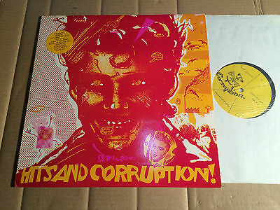 V/a - Hits & Corruption! - Sonic Youth / Muslim Gauze / Nose Flutes / Blurt - Lp