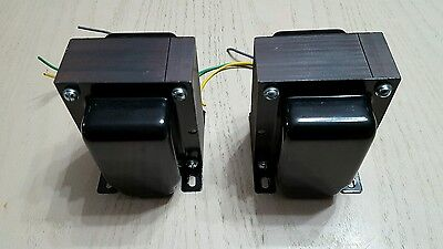 Electraprint 45 vacuum tube output transformers