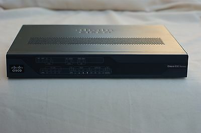 Cisco C887Vag+7-K9 V01 Wireless Integrated Services Router