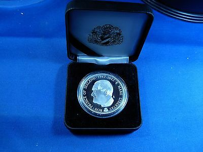 Principality Of Sealand 1921 In Memoriam 2012 Hsh,roy,prince Of Sealand 300 Mint