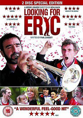 Looking For Eric 2009 DVD (UK) Video Drama Movie Region 2 Brand New