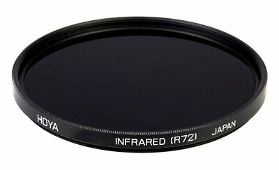 Hoya 49mm Infrared R72 (720nm) Special Effect Filter - Made in Japan B-49RM72-GB