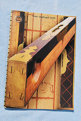1999 Tony Murland International Antique Tool Auction - Fine Woodworking Tools