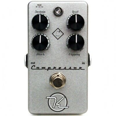 Keeley 4 Knob C4 Compressor Pedal *B-Stock