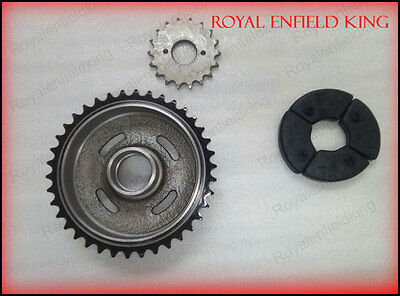 New Royal Enfield 38 Rear Sprocket with 18 Teeth Front Sprocket