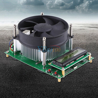 150W Constant Current Electronic Load Battery Discharge Capacity Testing Module