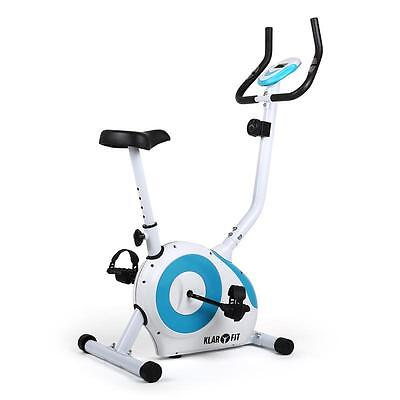 Exercise Bicycle Ergometer Heartrate Monitor By Klarfit Mobi FX250 Indoor Bike