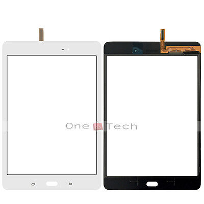 Samsung Galaxy Tab A 8.0 Wi-Fi SM-T350 White Front Touch Digitizer Screen Glass