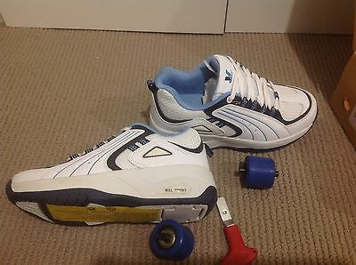 childrens wheel skate shoes - Size 36