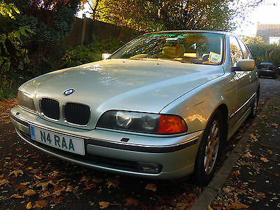 1997 BMW 528i SE Steptronic 84000 miles in superb condition