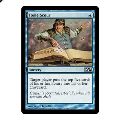 Magic The Gathering MTG Tome Scour 2010 (M10) Singles