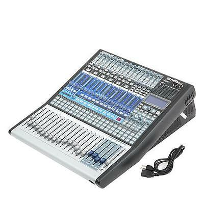 PreSonus Studiolive 16.4.2 AI 16-Channel Digital Mixer with Active Integration