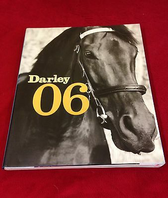 Rare Horse racing book Darley 06  The Darley Stallions Brochure 2006