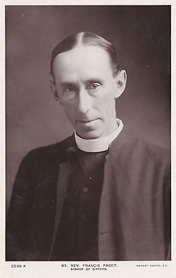 Yp659  Religion -Bishop Of Oxford - Rt.rev. Francis Paget