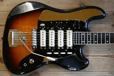 EXTREMELY RARE VINTAGE 60s KLIRA 330 BAHAMA DELUXE IV MADE IN WEST GERMANY