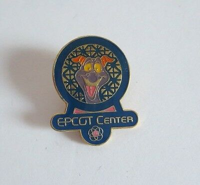 Vintage Disney World Epcot Figment Pin 1982