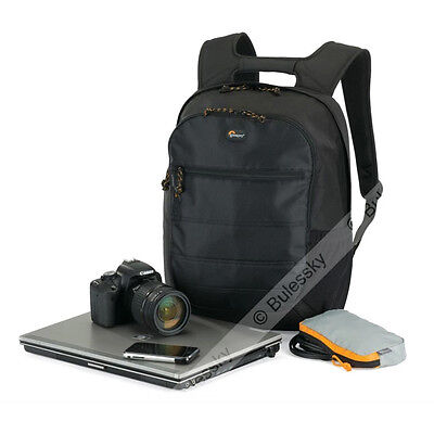 "New Lowepro CompuDay Photo 250 DSLR Camera Bag Case Backpack & 15.6"" Laptop"