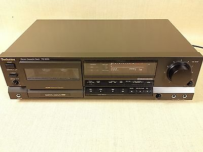 Technics RS-B555 Cassette Tape Deck Player Class AA Dolby Made In Japan