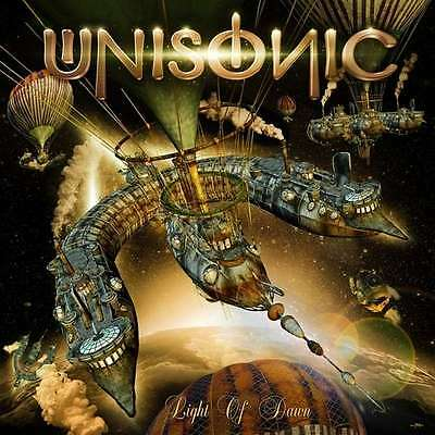 UNISONIC - LIGHT OF DAWN 13 tracks VINYL LP  incl. Download Code LIMITED EDITION