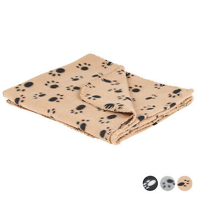 Me & My Pets Soft Touch Fleece Blanket Dog/puppy/cat Bed/car Cover Crate/cage