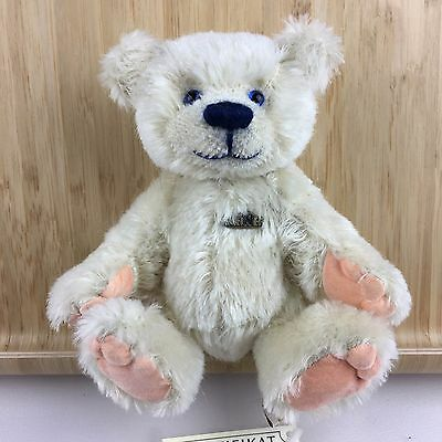 Steiner GmbH Germany - Limited Edition Mohair Teddy Bear by artist Antje Zahl