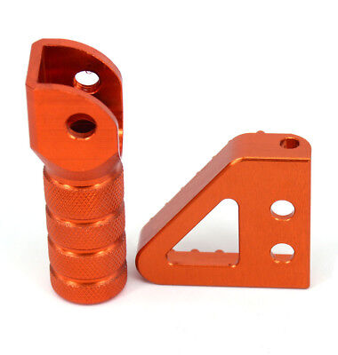 Rear Brake Pedal Step & Gear Shifter Lever Tip For KTM SX EXC XCF XC XCW SXF SMR