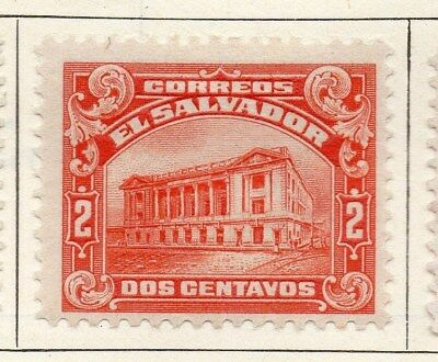 El Salvador 1916 Early Issue Fine Mint Hinged 2c. 120599