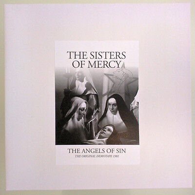 The Sisters Of Mercy: The Angels Of Sin (white vinyl)