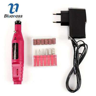 Newest Professional Nail Art Tools Grinding Manicure Electric Mill Machine JH477