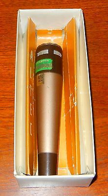 Vintage Altec Lansing 683A Cardioid Microphone with box & cord