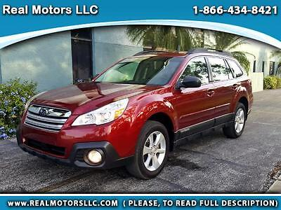 2014 Subaru Outback 2.5I 2014 Subaru Outback 2.5I Just Serviced and Inspected, Financing Availble