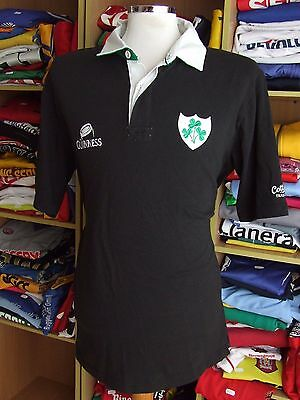 Rugby Trikot  Irland Ireland (L) Cotton Traders Guinness Maillot Jersey Shirt
