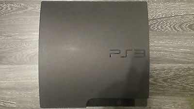 Sony PlayStation 3 (PS3) 320GB Console , 2 Controllers, & Few Games