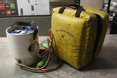 Marwell Super Beast HJA-469-SD Service Conductor Tester Used