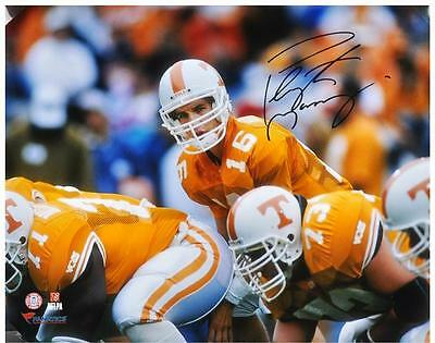 """Peyton Manning Tennessee Volunteers Autographed 16"""" x 20"""" Line Photograph"""