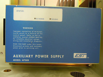 EST APS 8B Auxiliary Power Supply