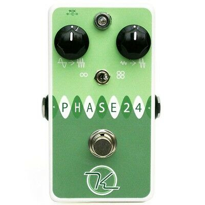 Keeley Phase 24 Phaser Pedal