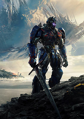 Transformers: The Last Knight (2017) - A1/A2 POSTER **SEE OFFER**