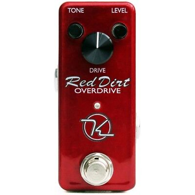 Keeley Red Dirt Mini Overdrive Pedal B-Stock