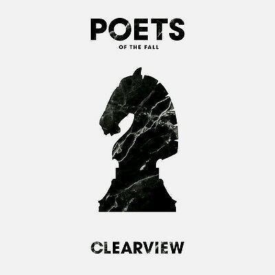 Poets Of The Fall - Clearview   Cd New+