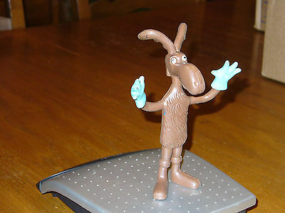 Bullwinkle Moose bendy toy figure wham-0 jay ward vintage 1972