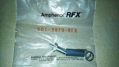 New Sealed Amphenol 901-9879-RFX RF Coaxial Connector