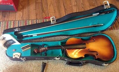 PROJECT old broken VIOLIN for Repair (fiddle) Germany